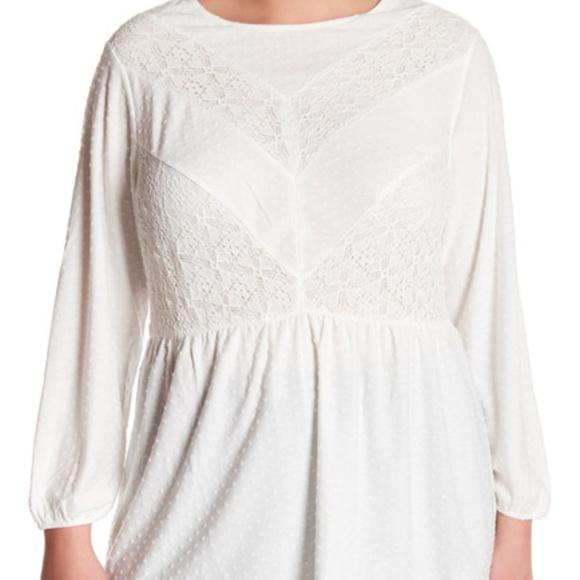 ef64356f647 DR2 by Daniel Rainn women plus size 2X knit blouse